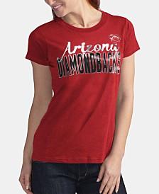 G-III Sports Women's Arizona Diamondbacks Homeplate T-Shirt