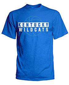 J America Men's Big & Tall Kentucky Wildcats Basketball Shadow T-Shirt
