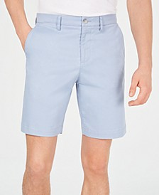 "Men's Classic-Fit Stretch Twill 8.5"" Chino Shorts"