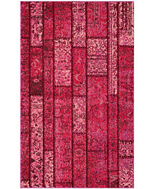 Safavieh Monaco Pink and Multi 3' x 5' Area Rug