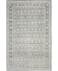 Safavieh Archive Blue and Gray 4' x 6' Area Rug