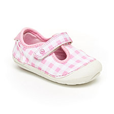 Stride Rite Baby & Toddler Girls Soft Motion SM Hannah Closed Toe