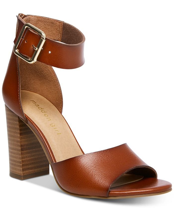Madden Girl - Harperr Two-Piece City Sandals