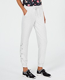 Lace-Up Joggers, Created for Macy's