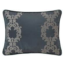 """Waterford Everett Teal 16"""" X 20"""" Collection Decorative Pillow"""