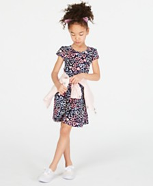 Epic Threads Super Soft Toddler Girls Heart-Print Dress, Created for Macy's