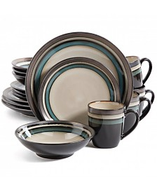 Lewisville 16 Piece Dinnerware Set