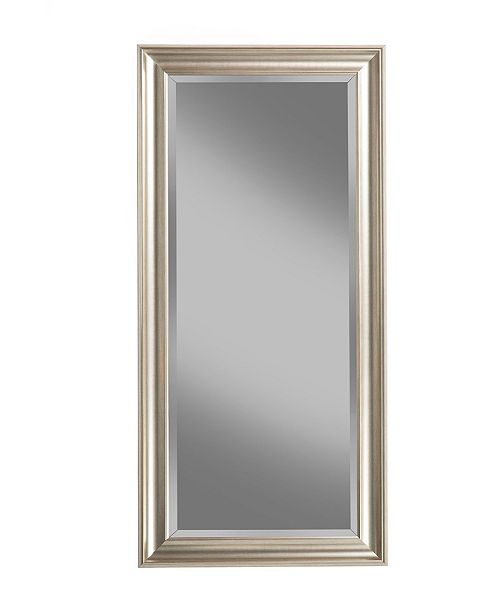 Martin Svensson Home Martin Svensson  Champagne Silver Full Length Leaner Mirror