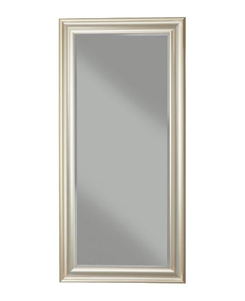 Martin Svensson Home Martin Svensson  Brushed Bronze Full Length Leaner Mirror
