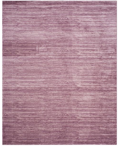 Safavieh Vision Grape 8' x 10' Area Rug