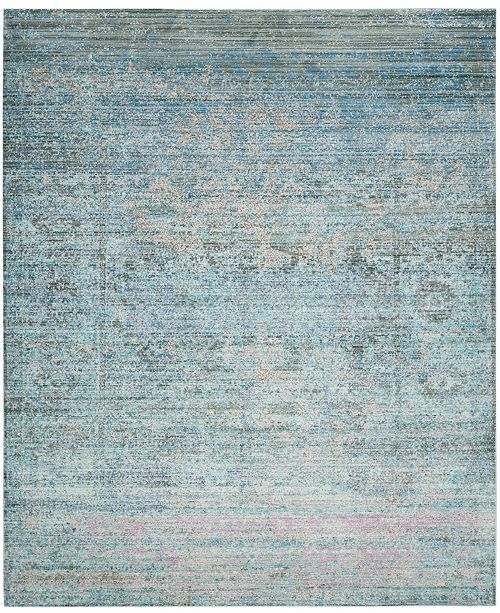 Safavieh Mystique Blue and Multi 8' x 10' Area Rug