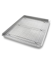 USA Pan Extra Large Sheet Baking Rack Set