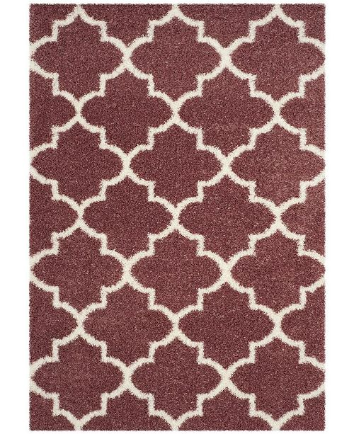 """Safavieh Montreal Rose and Ivory 5'3"""" x 7'6"""" Area Rug"""