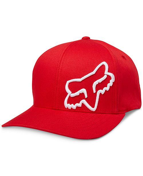 Fox Men's FlexFit Camo Logo Graphic Hat