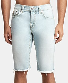 Men's Ricky Flap Denim Shorts