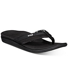Ortho Bounce Coast Flip-Flop Sandals