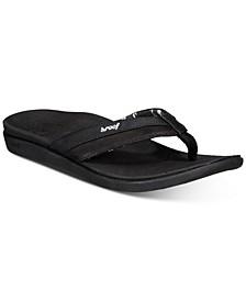 Ortho Bounce Coast Flip-Flop Sandals
