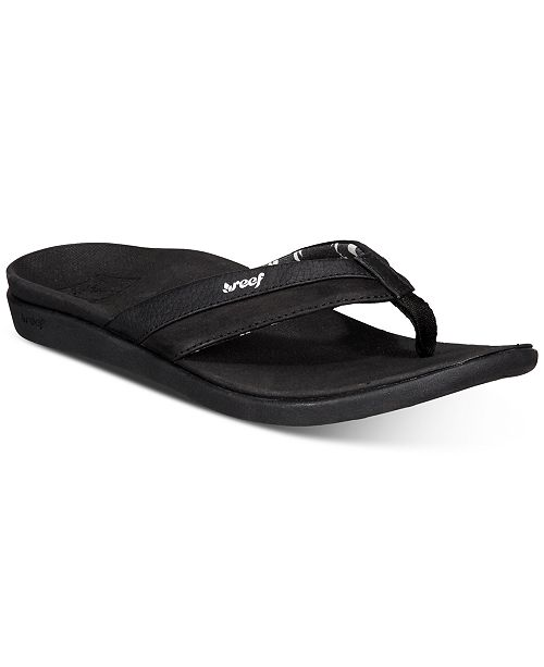 REEF Ortho Bounce Coast Flip-Flop Sandals