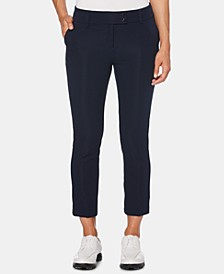 Seersucker Ankle Pants