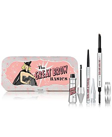 Benefit Cosmetics 3-Pc. The Great Brow Basics Set