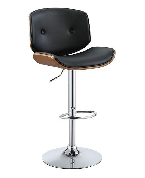 Acme Furniture Camila Swivel Adjustable Stool