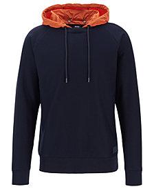 BOSS Men's Seeger Hybrid Cotton Sweatshirt