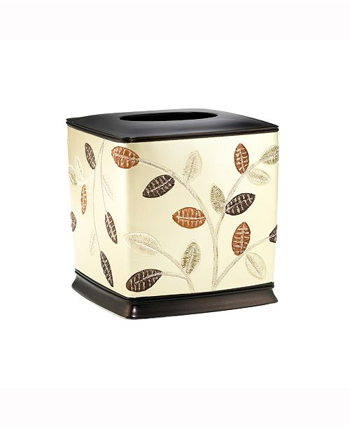 Popular Bath Aubury Tissue Box Cover