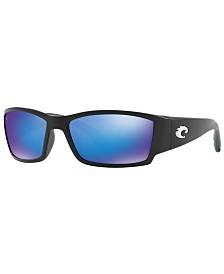 Costa Del Mar Polarized Sunglasses, CORBINA 62