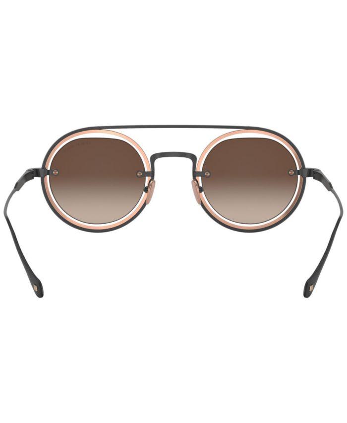 Giorgio Armani Sunglasses, AR6085 46 & Reviews - Sunglasses by Sunglass Hut - Men - Macy's