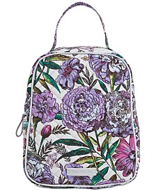 Vera Bradley Iconic Lunch Bunch Bag