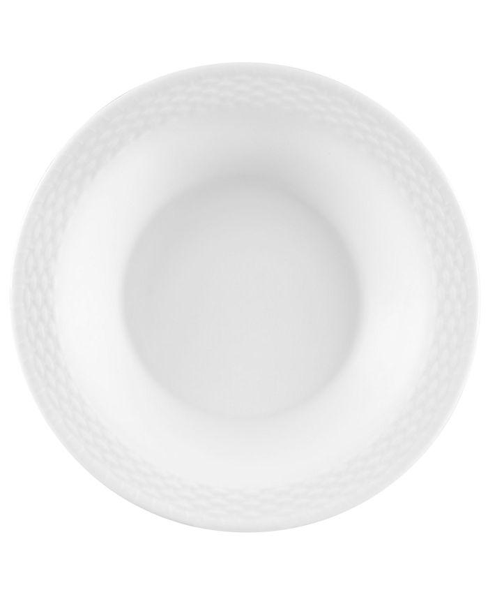 "Wedgwood - ""Nantucket Basket"" Pasta Plate, 10.25"""