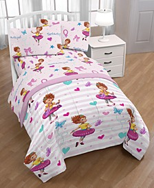 Junior Fancy Nancy Fantastique Twin Bed in a Bag
