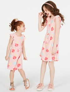 Epic Threads Big & Little Girls Ice Cream Dress, Created for Macy's