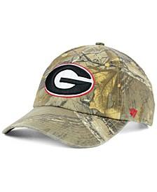 Georgia Bulldogs Real Tree CLEAN UP Cap
