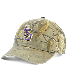 '47 Brand LSU Tigers Real Tree CLEAN UP Cap