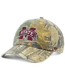 Mississippi State Bulldogs Real Tree CLEAN UP Cap