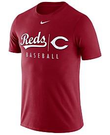 Nike Men's Cincinnati Reds Dri-FIT Practice T-Shirt