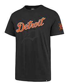 '47 Brand Men's Detroit Tigers Rival Shift T-Shirt