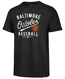 '47 Brand Men's Baltimore Orioles Grandstand Triblend T-Shirt