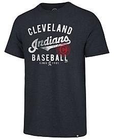 '47 Brand Men's Cleveland Indians Grandstand Triblend T-Shirt