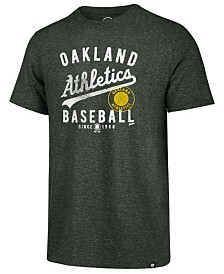 '47 Brand Men's Oakland Athletics Grandstand Triblend T-Shirt