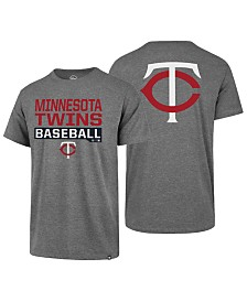 '47 Brand Men's Minnesota Twins Rival Bases Loaded T-Shirt