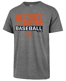 '47 Brand Men's Detroit Tigers Rival Bases Loaded T-Shirt