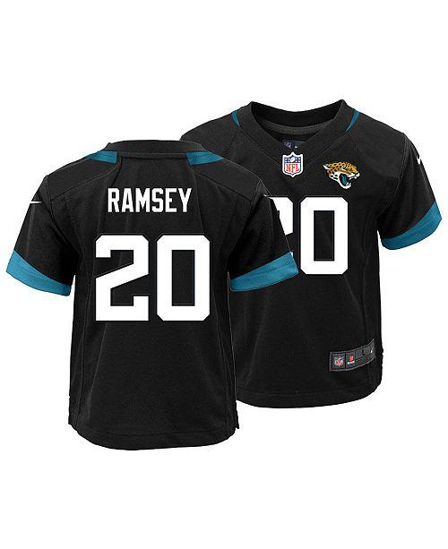 pretty nice 91cbf 30b9c Little Boys Jalen Ramsey Jacksonville Jaguars Game Jersey