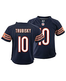 Little Boys Mitchell Trubisky Chicago Bears Game Jersey