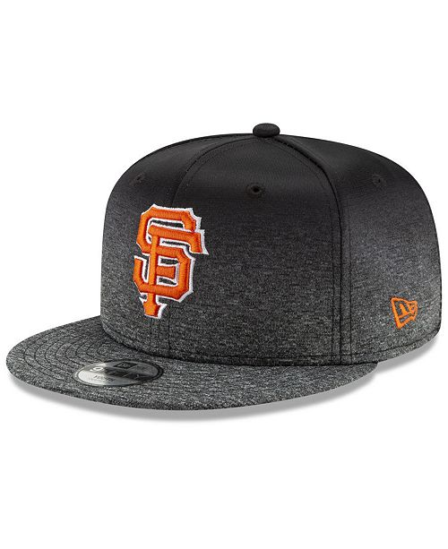 New Era Boys' San Francisco Giants Lil Fade 9FIFTY Snapback Cap