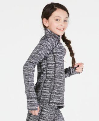 Big Girls Noir Static Printed Jacket, Created for Macy's