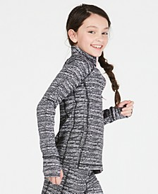 Big Girls Noir Static Printed Jacket, Created for Macy's