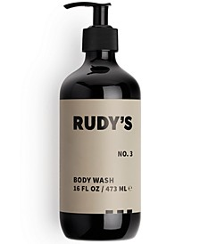 No. 3 Body Wash 16oz