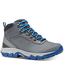 Columbia Men's Newton Ridge Plus II Waterproof Hiking Boots